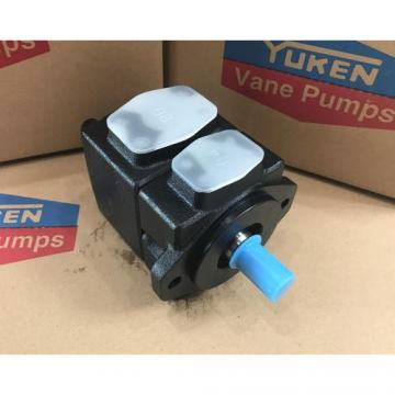 Yuken PV2R1-8-F-RAA-40  single Vane pump